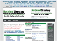 Northland Directory  -  Directory for the Northland