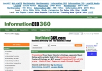 InformationCEO360 - Local Information Directory