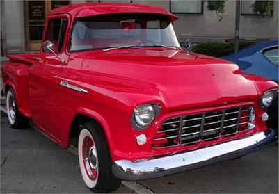 Chevrolet Pickup- Sample Ad